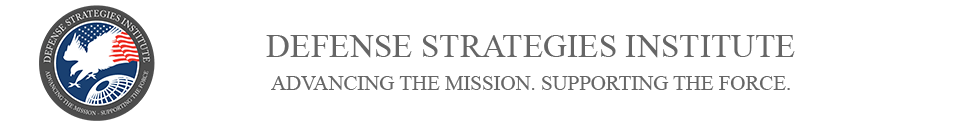 DSI Group | DEFENSE STRATEGIES INSTITUTE